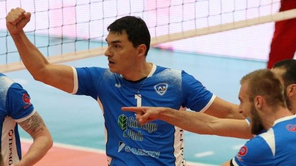 Завръщането на Владимир Николов на волейболното игрище ще се окаже