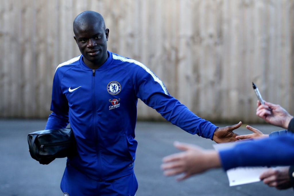 В Челси са уверени, че ще удължат договора на полузащитника