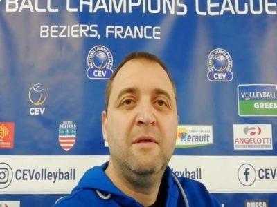 Старши треньорът на Марица (Пловдив) Иван Петков даде своя коментар