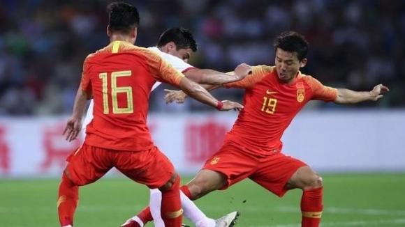 Китай завърши наравно 1:1 срещу Палестина в контрола в последния