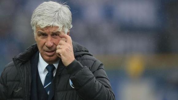 Спортният директор на Аталанта Лука Перкаси коментира слуховете, пращащи наставника