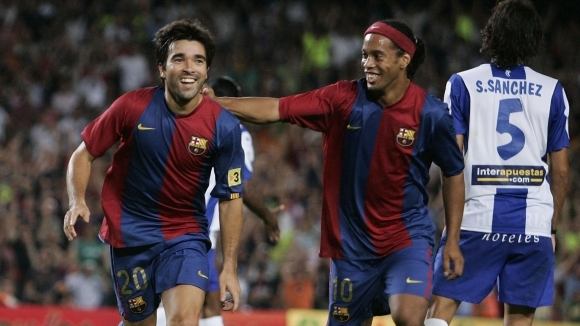 Бившият халф на Порто, Барселона и Челси Деко посочи кой