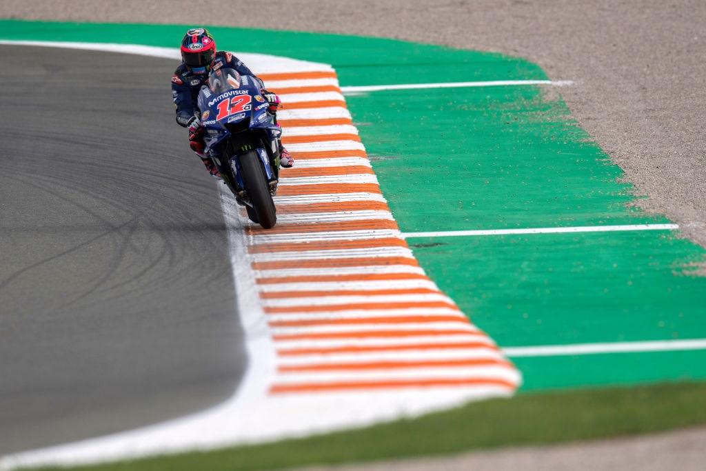 Маверик Винялес с Yamaha бе най-бързият пилот в първия ден