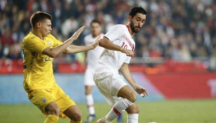 Украйна и Турция завършиха 0:0 в контролен мач, игран на
