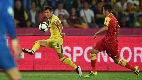 Отборът на Румъния надделя с минималното 1:0 при гостуването си