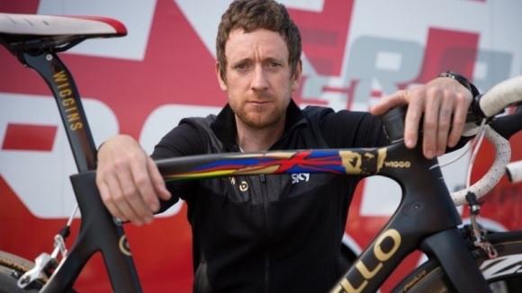 Петкратният олимпийски шампион в колоезденето сър Брадли Уигинс изказа високо