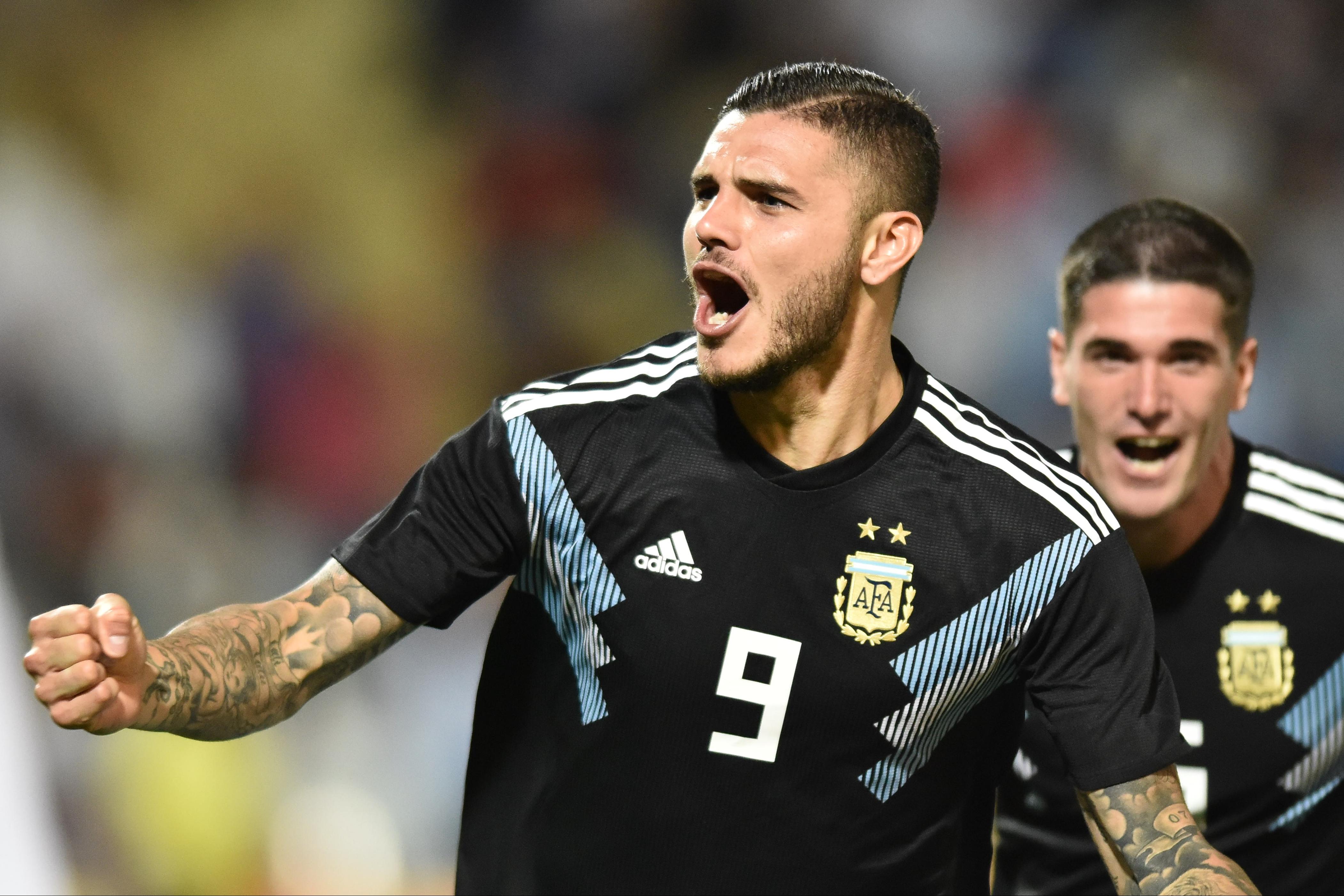 Аржентина нанесе втора загуба с 2:0 на Мексико в рамките