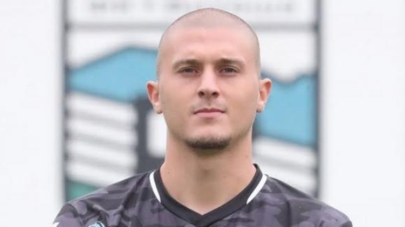 Вратарят на Витоша (Бистрица) Християн Василев ще бъде извън игра