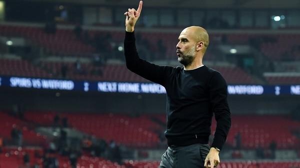 Футболната асоциация на Англия официално предупреди мениджъра на Манчестър Сити