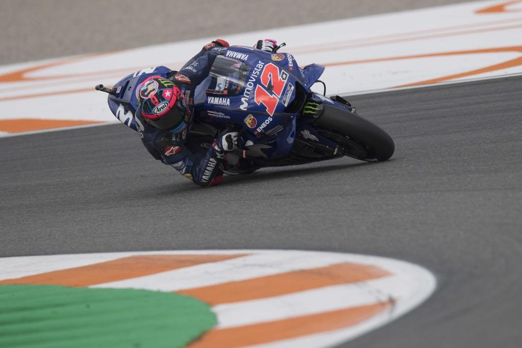 Маверик Винялес с Yamaha отново бе най-бързият пилот в MotoGP