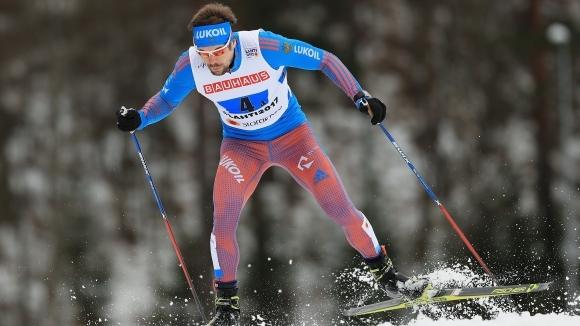 Двукратният световен шампион по ски бягане Сергей Устюгов (Русия) ще