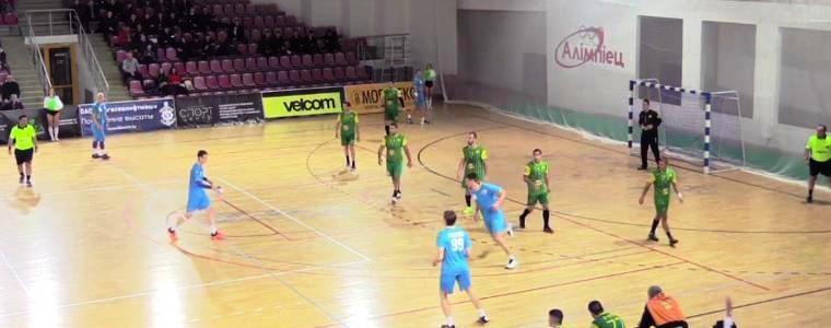 Хандбалният отбор на Добруджа (Добрич) приключи участието си в третия