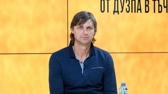Изпълнителният директор на Миньор (Перник) Георги Славчев гостува в предаването