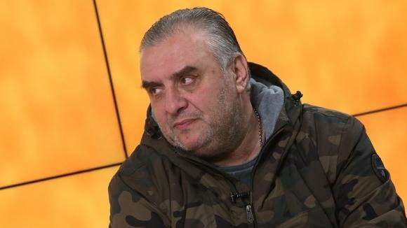Бившият председател на фенклуба на ЦСКА Димитър Ангелов бе гост