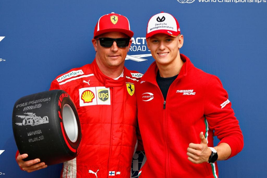 Шампионът във Формула 3 за 2018 година Мик Шумахер вече