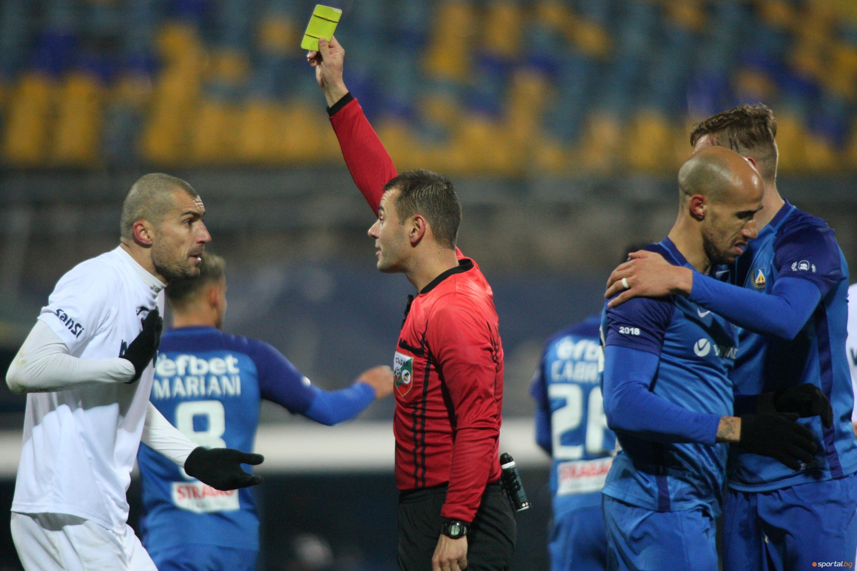 Снимка: Изследване показа: в мачовете на Левски се играе най-малко