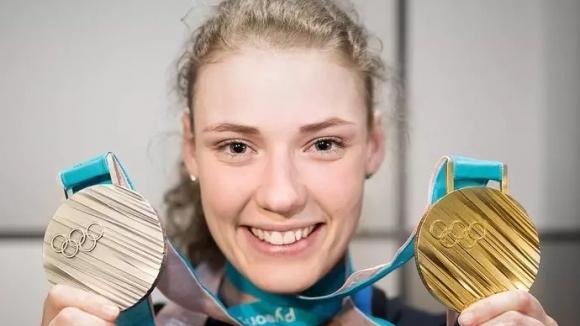Състезателката по биатлон Хана Йоберг спечели престижната спортна награда на