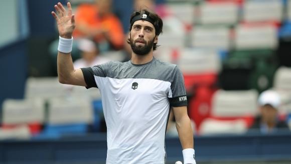 Световният №21 Николоз Басилашвили е седмата звезда от тенис елита,