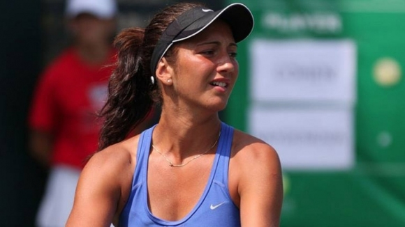 Българката Александрина Найденова се класира за втория кръг на турнира