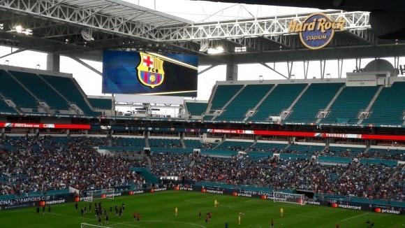 Испанското футболно първенство остана окончателно без мач на американска земя,