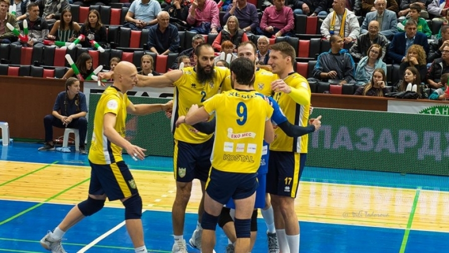 Два мача от 9-ия кръг на Суперлигата ще се изиграят