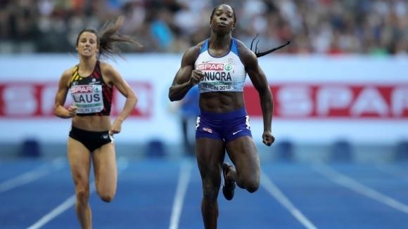 Британската олимпийска медалистка в спринта Аника Онуора призна, че е