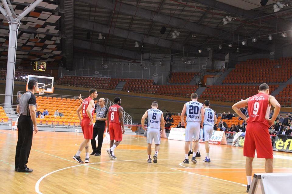 Академик Бултекс 99 грабна безапелационна трета победа в Балканската лига,