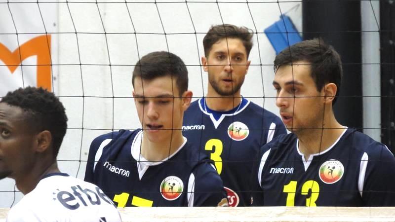 Волейболистите на Монтана записаха пета победа в Суперлигата на България,