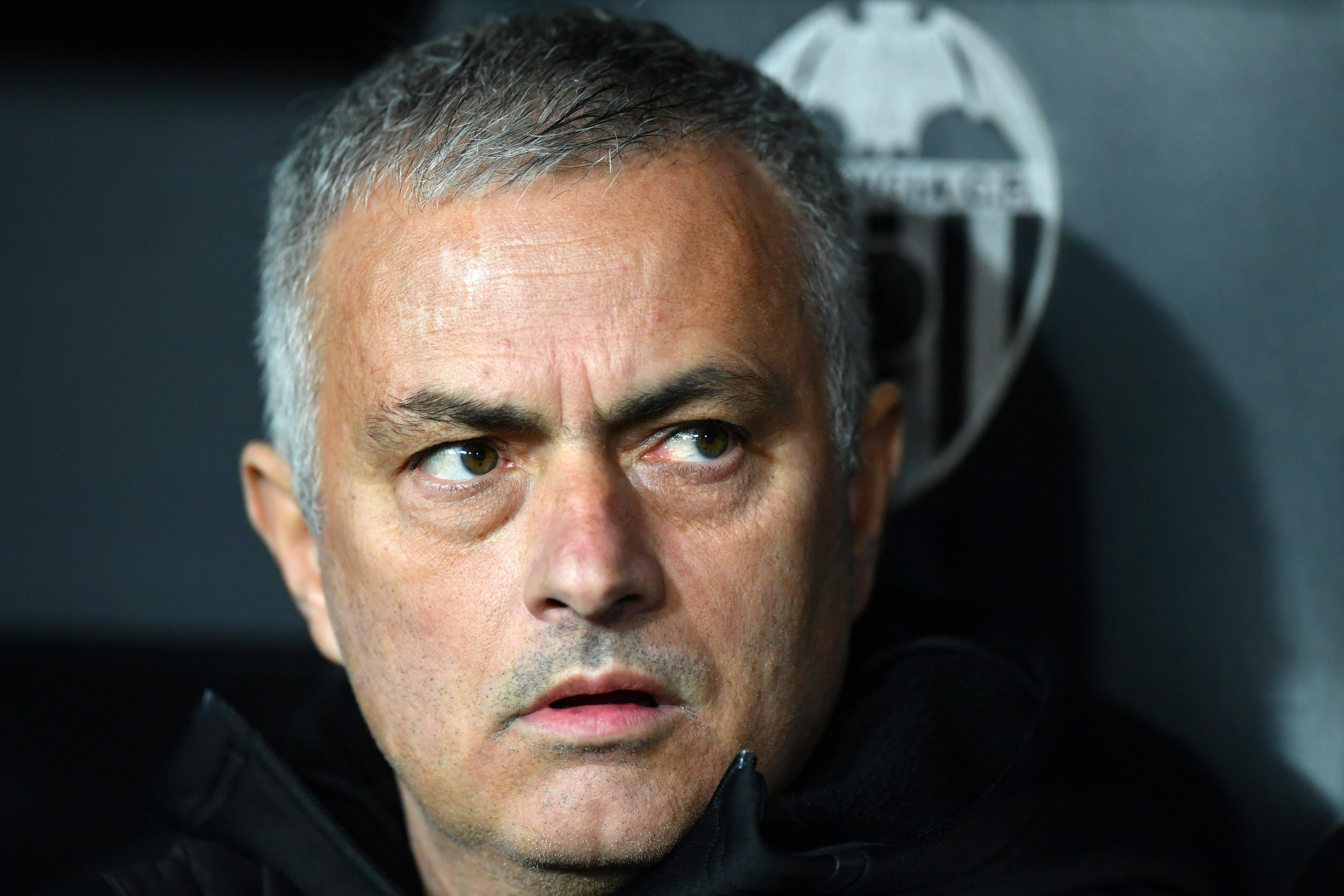 Мениджърът на Манчестър Юнайтед Жозе Моуриньо прие философски загубата с
