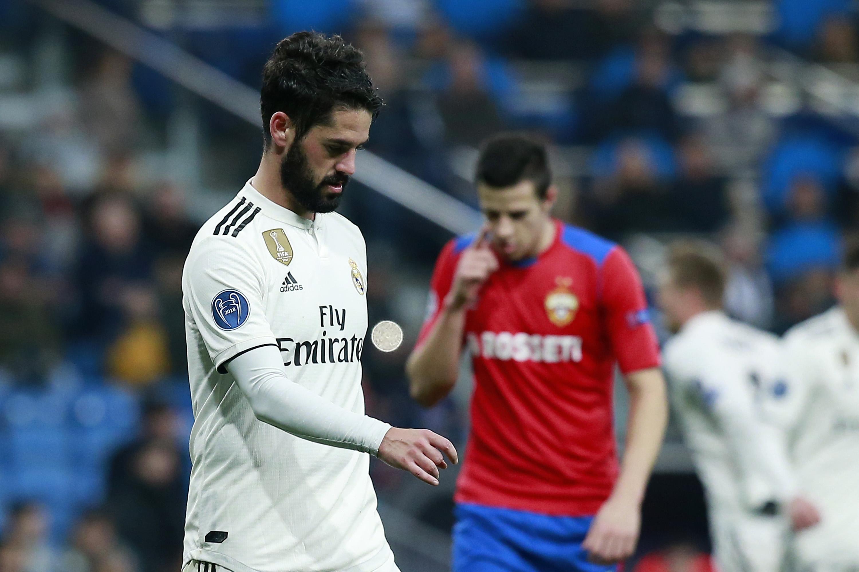 Халфът на Реал Мадрид иско е отказал да сложи капитанската