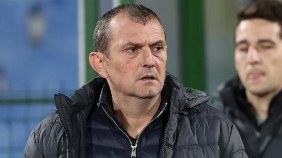 Наставникът на Славия Златомир Загорчич определи групата на