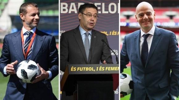 Причините отборът на Барселона да се откаже от първоначалното си