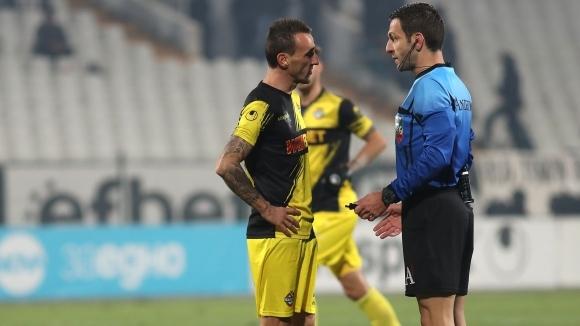 Йордан Минев ще изиграе последния си мач за Ботев (Пловдив)