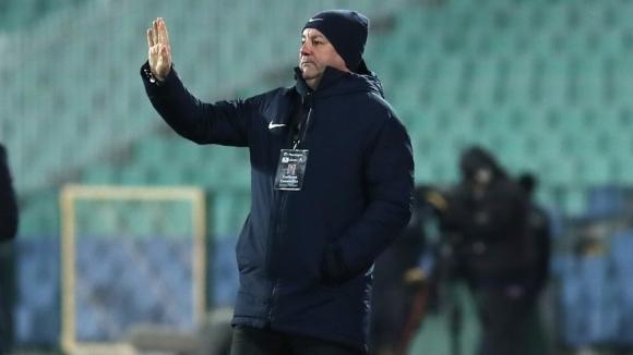 Треньорът на Левски Славиша Стоянович иска от ръководството на клуба