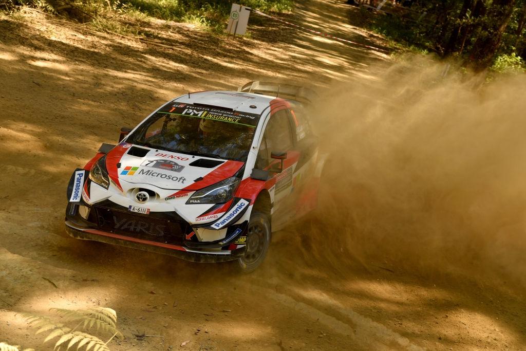 Подготовката на Toyota за първия кръг от календара на Световния