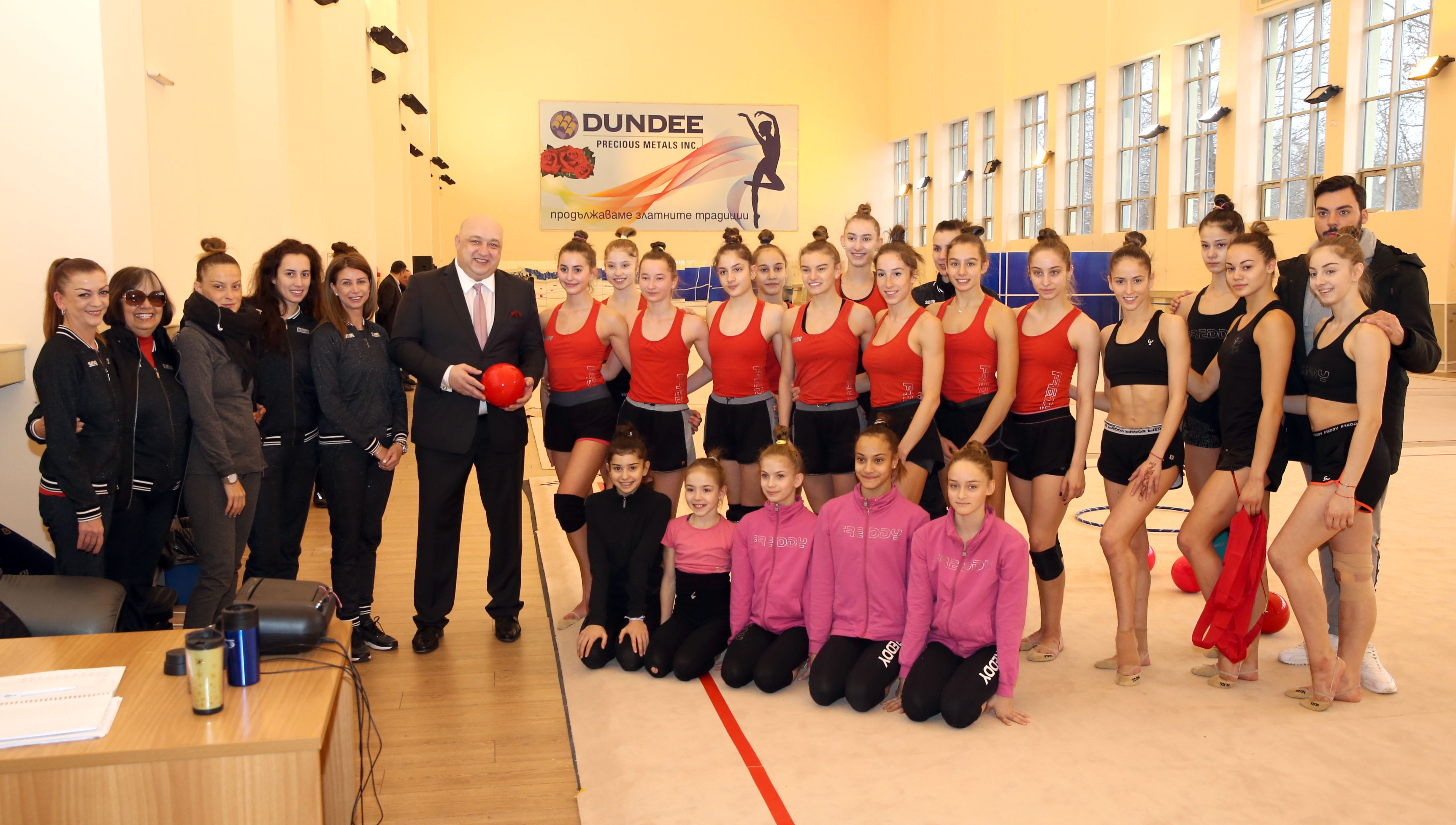 Министърът на младежта и спорта Красен Кралев направи инспекция на