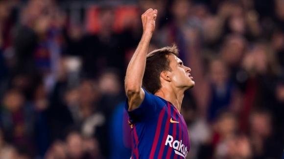 Полузащитникът на Барселона Денис Суарес не е доволен от ситуацията