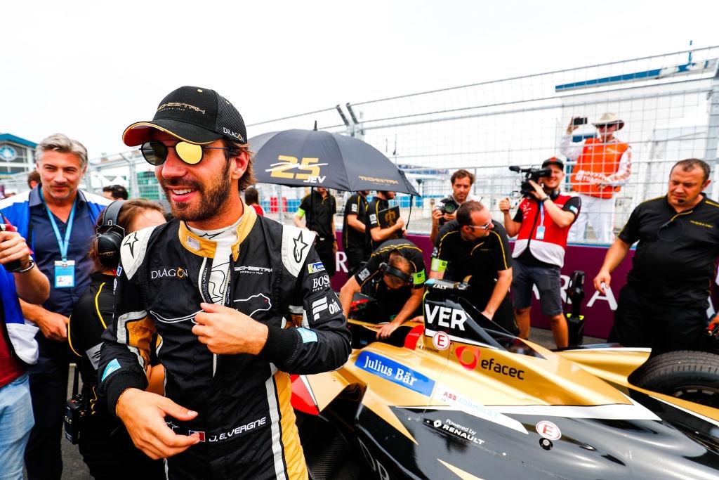 Настоящият шампион в електрическия еквивалент на Формула 1 – Формула