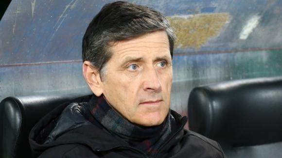 Старши треньорът на Верея Небойша Миличич бе силно разочарован след