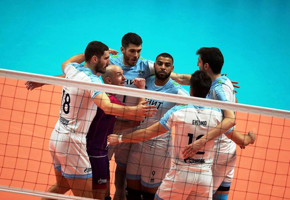 Волейболният гранд Зенит (Казан) ще защитава трофея си в турнира