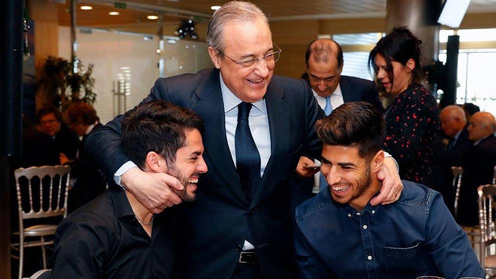 Президентът на Реал Мадрид Флорентино Перес не е никак очарован