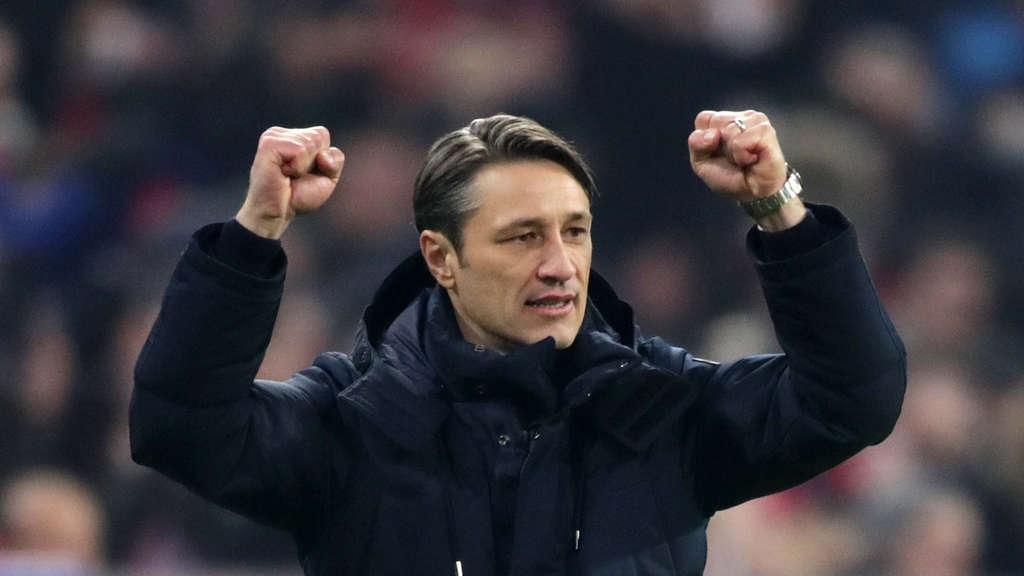 Старши треньорът на Байерн (Мюнхен) Нико Ковач сподели очакванията си