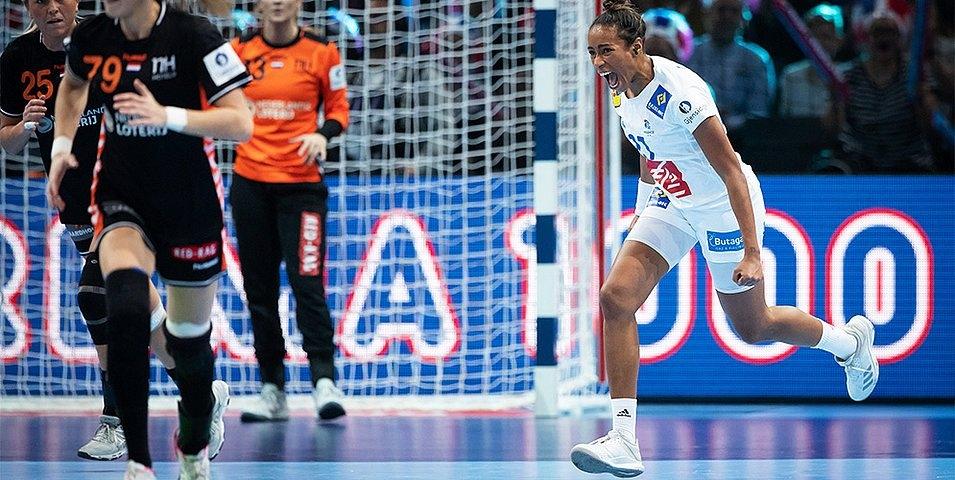Домакините на Европейското първенство по хандбал за жени от Франция
