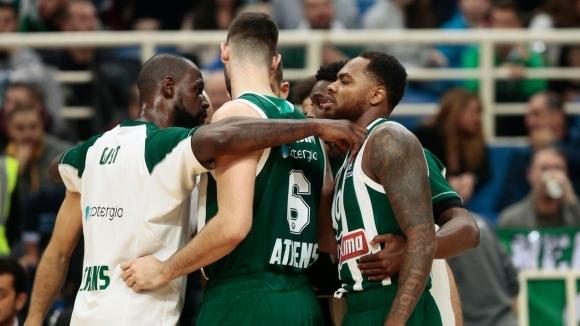 Панатинайкос сложи край на серията си от три поредни загуби