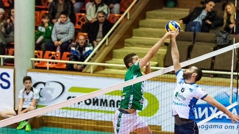 Волейболният отбор на Добруджа 07 (Добрич) записа 6-а победа в