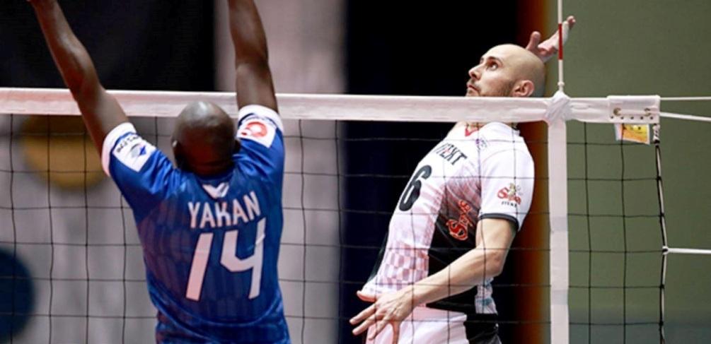 Волейболният национал Валентин Братоев и неговият ДжейТЕКТ Стингс (Кария) се