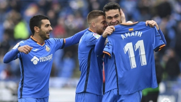 Отборът на Хетафе надделя с 1:0 над гостуващия Реал Сосиедад