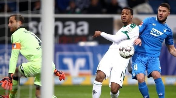 Отборите на Хофенхайм и Борусия (Мьонхенгладбах) завъртяха 0:0 в двубой