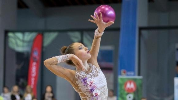 Стилияна Николова от клуб Етър Елит (Велико Търново) спечели днешното
