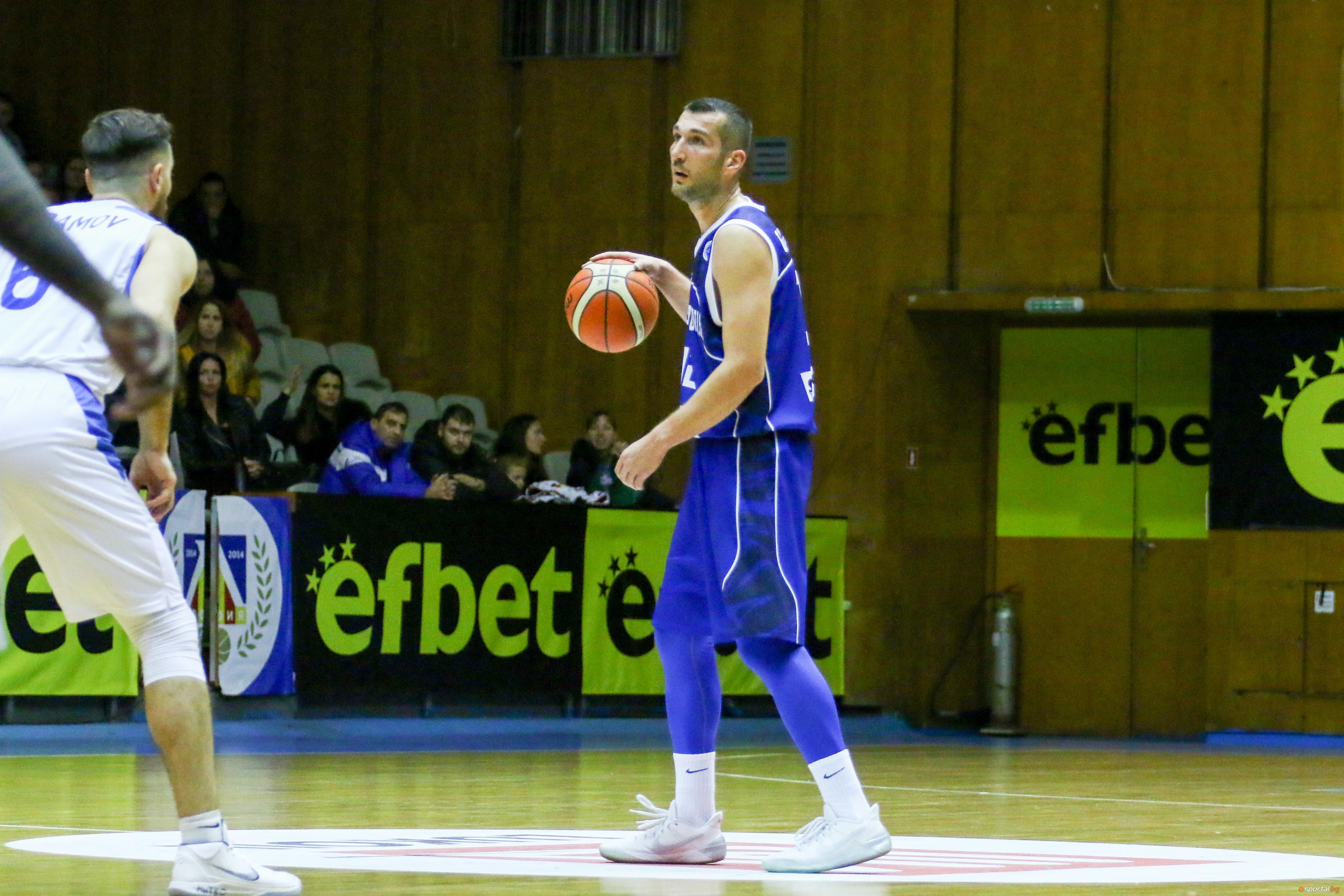 Отборът на Рилски спортист (Самоков) се поздрави с нова победа
